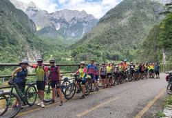 Ciclo Salzburgo- Alpes- Adriatico