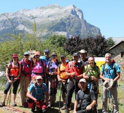 Senda Camille en Pirineos