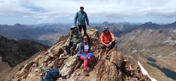 Subida al Garmo Negro 3066 m