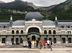 Estacion de Canfranc