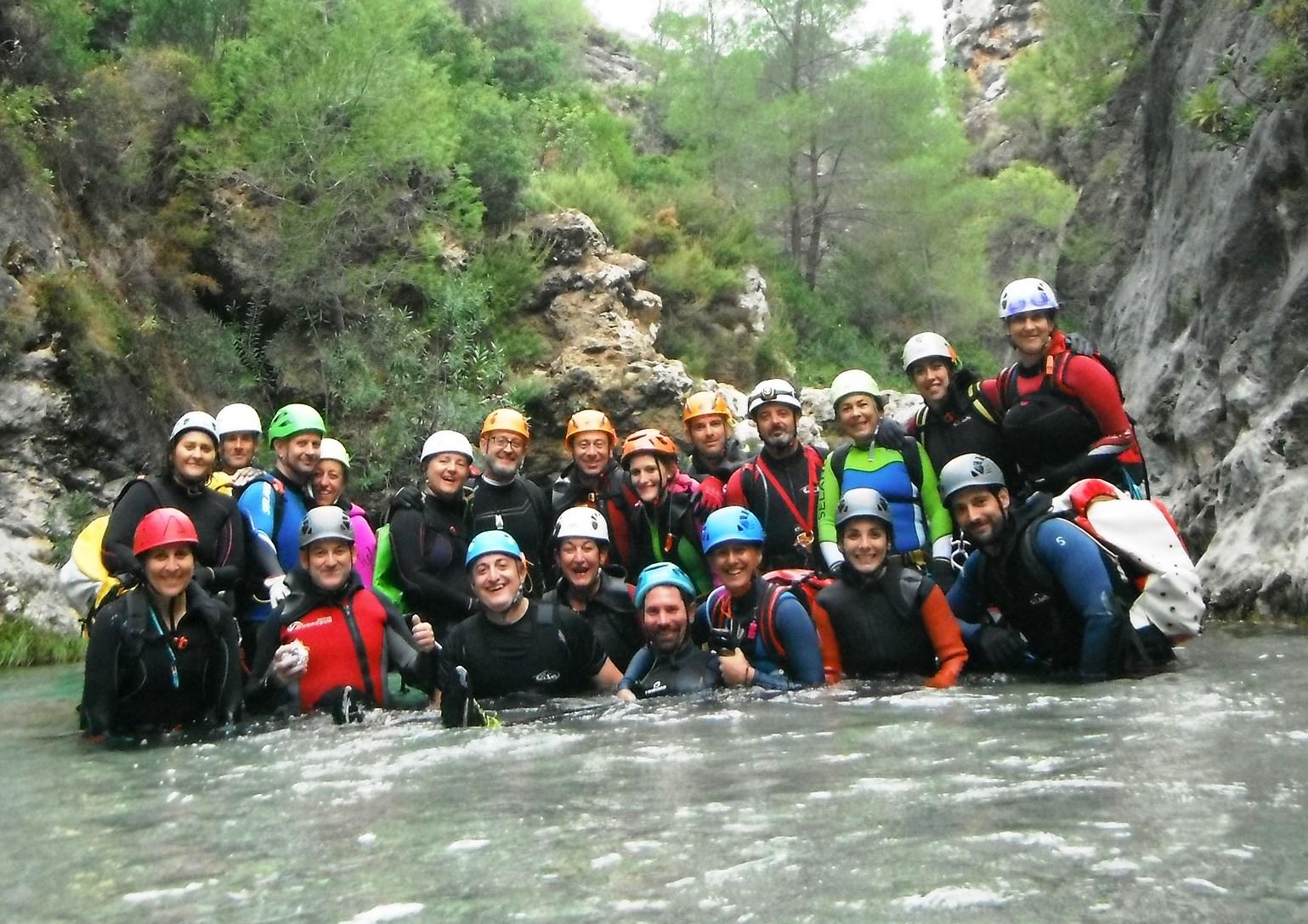 Barranco Río Verde