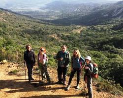 Subida al Pico Garlitos