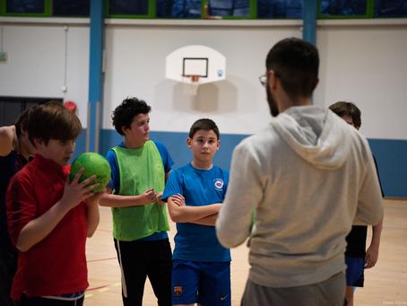 Interview de Faycel, entraineur des - 13 ans équipe 2