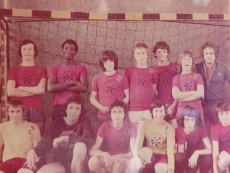Denis, membre du club à partir de 1971 nous raconte ses souvenirs