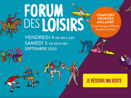 Forum des loisirs 2020