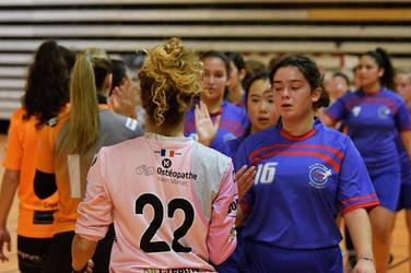 -18 Féminines vs ACBB - 2019