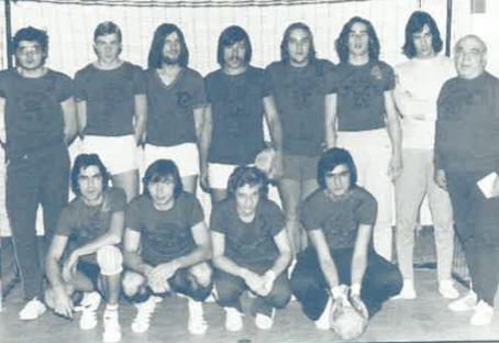 Les débuts de l'AS Meudon Handball (De 1968 à 1997)