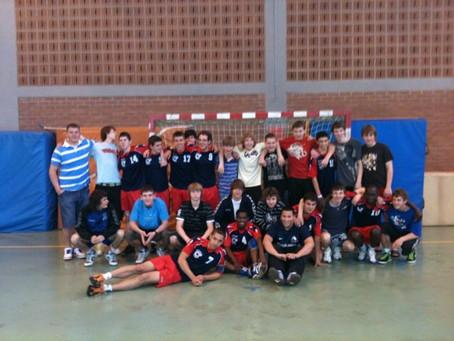 2008 - 2010 : Nos -16 ans à la rencontre de Ciechanow (Pologne)
