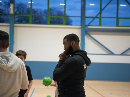 Interview de Ephraim, entraineur des -13 ans équipe 2