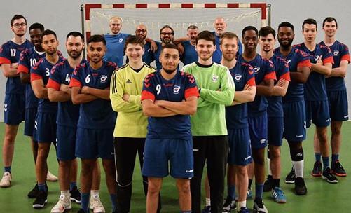 Photo officielle de la finale de Coupe de France - 2019