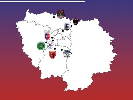 Championnat Honneur Région saison 2020 - 2021