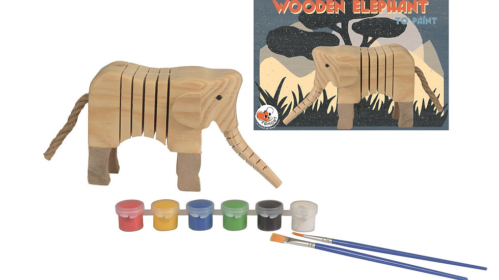 Paint Your Own Elephant