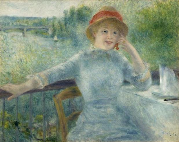 Renoir_Alphonsine_Fournaise_en_1879_MusÃ