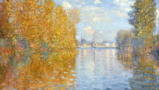 Effet d'automne à Argenteuil 1873 Claude Monet Courtauld Institute Londres.jpg