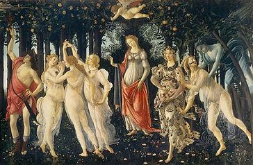 Botticelli Sandro 1444 45 1510 Le Printe
