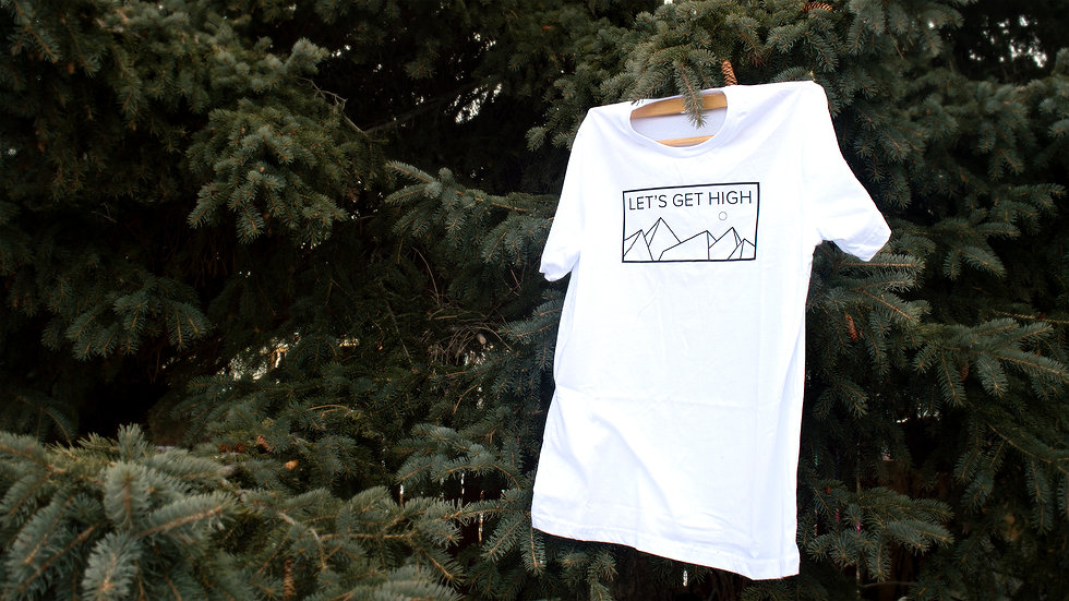 Unisex Shirt | Let's Get High