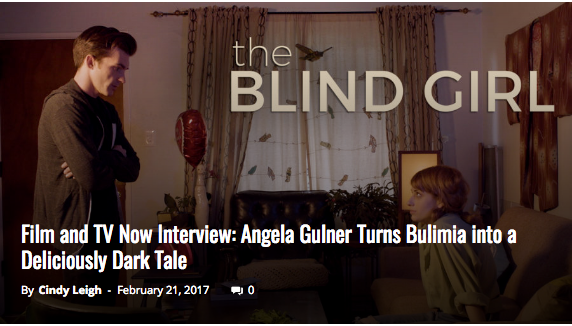 Cindy Leigh reviews BINGE prequel, The Blind Girl.