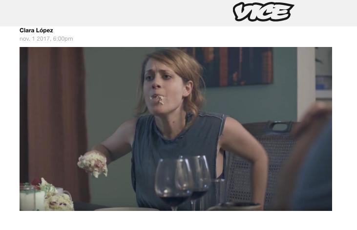 Vice en Espanol covers BINGE.