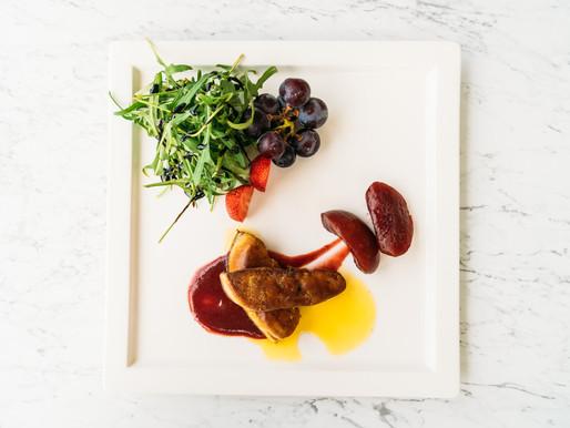 Gourmet Meal Recipe - Foie Gras Under 5 minutes!