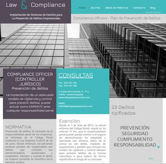 Protección contra delitos empresariales