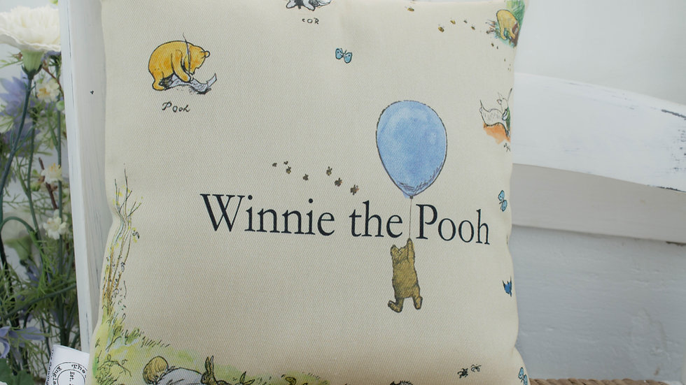Winnie the Pooh and Friends Cushion