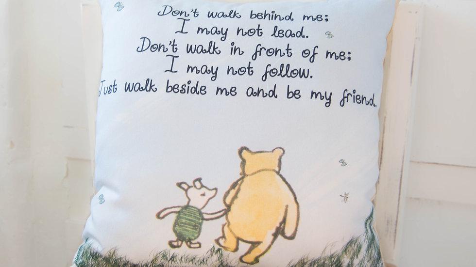 Winnie the Pooh Walk with Me