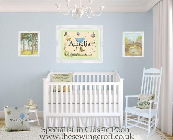 Winnie the Pooh Classic Nursery