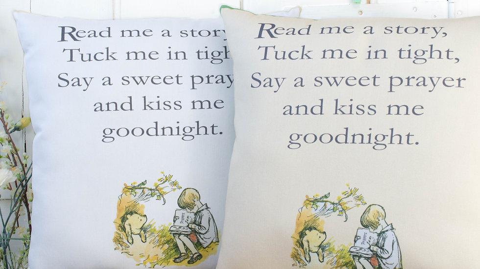Winnie the Pooh Read me a Story