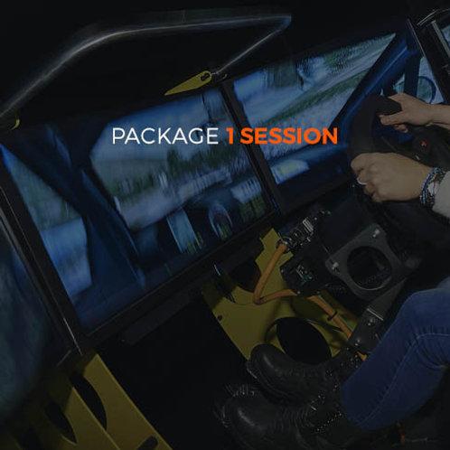 1 SESSION - 10 MIN