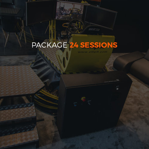 24 SESSIONS - 240 MIN