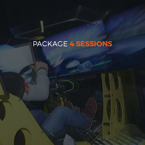 4 SESSIONS - 40 MIN