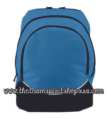 Tri-Color Backpack- 1915-Columbia Blue