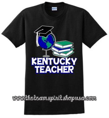 Kentucky Teacher Tee