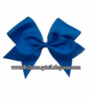 Dark Royal Blue Bow