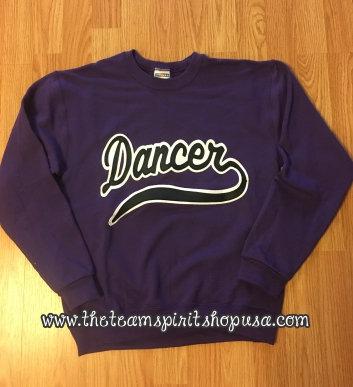 Dancer Tackle Twill Sweatshirt
