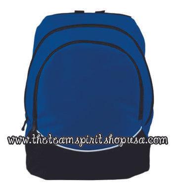Tri-Color Backpack- 1915- Royal