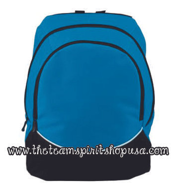 Tri-Color Backpack- 1915- Power Blue