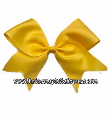 Athletic Gold Bow