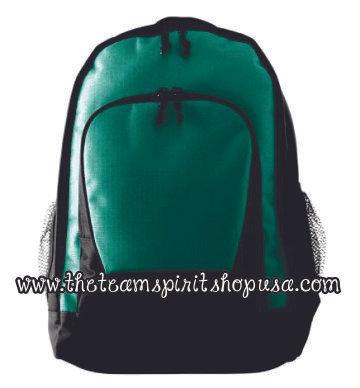 Ribstop Backpack- Dark Green