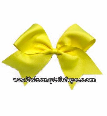 Sunshine Yellow Bow