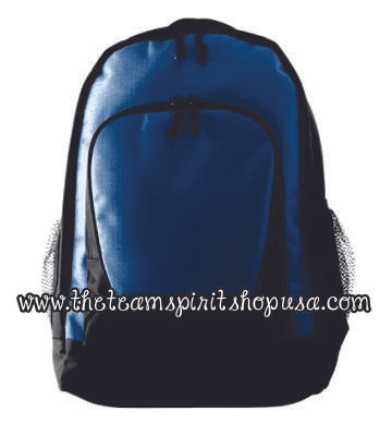 Ribstop Backpack- Navy