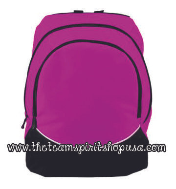 Tri-Color Backpack- 1915- Pink