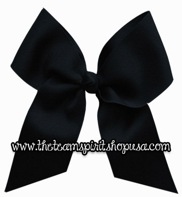 Black Hairbow