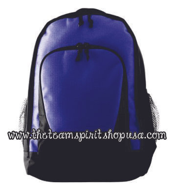 Ribstop Backpack- Purple