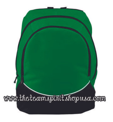 Tri-Color Backpack- 1915- Kelly Green