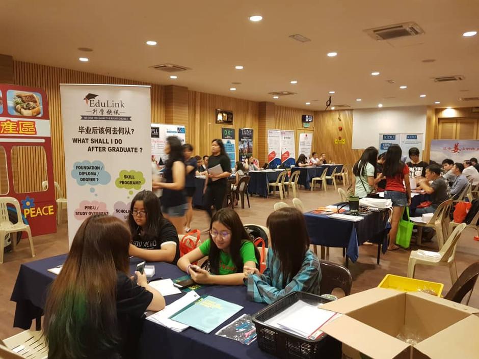 [EF] Education Fair at Bentong Hotel