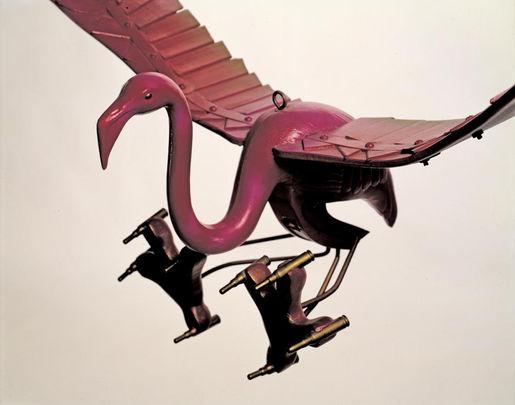 Flamingo (detail)