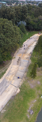Construcción y mantenimiento senderos