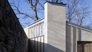 Dům za zdí