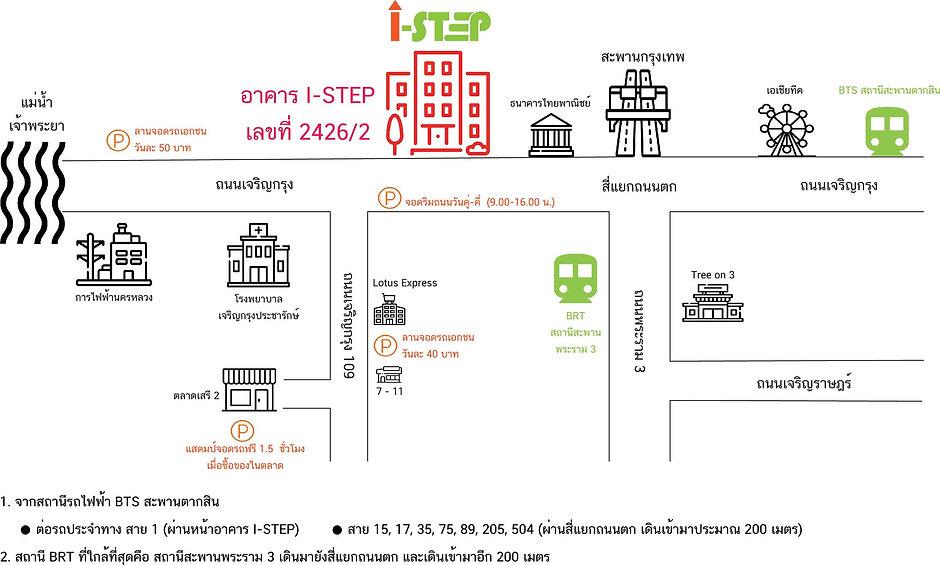 Map I-STEP building.jpg